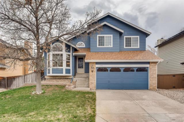 1350 Knollwood Way, Highlands Ranch, CO 80126 (#8188757) :: The Griffith Home Team
