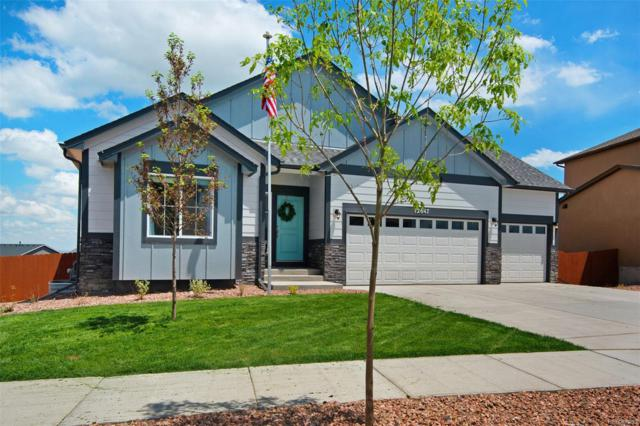 12647 Pyramid Peak Drive, Peyton, CO 80831 (#8189093) :: The Heyl Group at Keller Williams