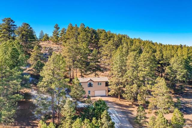 5061 W Kiowa Creek Road, Elbert, CO 80106 (#8189384) :: The Dixon Group