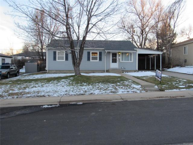 1660 Ruth Drive, Thornton, CO 80229 (#8189421) :: Colorado Home Finder Realty