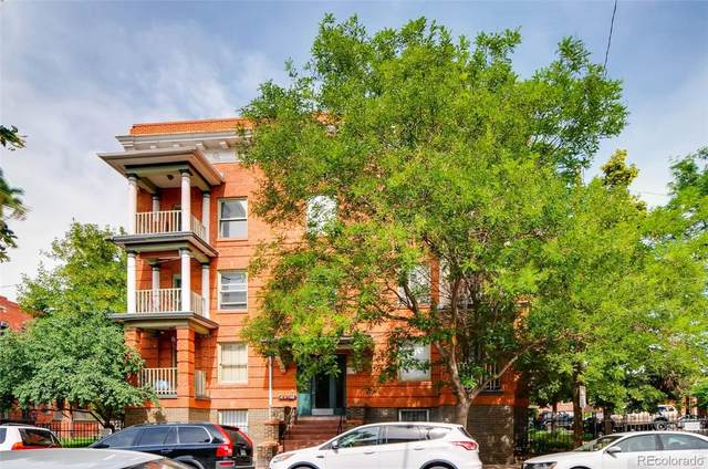 1356 Pearl Street #203, Denver, CO 80203 (#8189445) :: Wisdom Real Estate