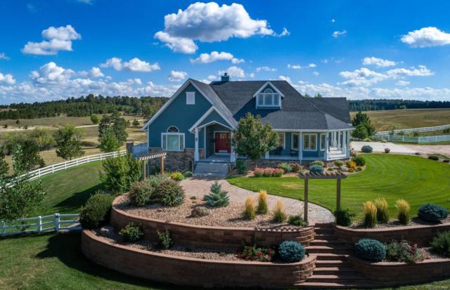 33991 Wolf Creek Trail, Kiowa, CO 80117 (MLS #8189455) :: 8z Real Estate