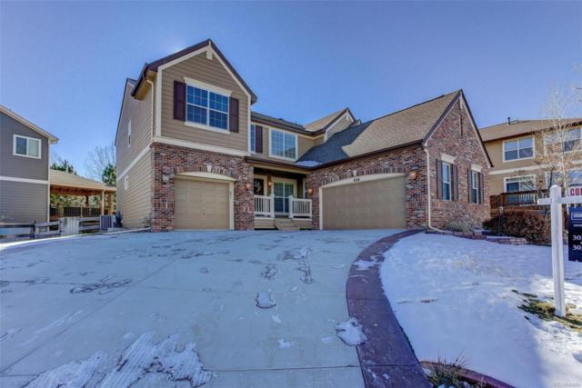 634 Briar Haven Drive, Castle Pines, CO 80108 (#8189704) :: The DeGrood Team