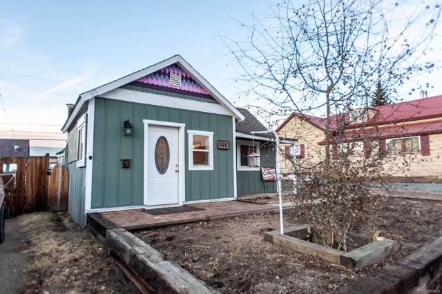 410 E 5th Street, Leadville, CO 80461 (#8189773) :: Bring Home Denver with Keller Williams Downtown Realty LLC