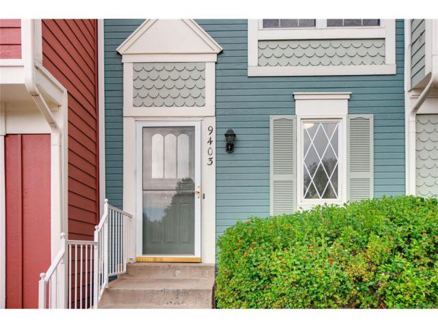 9403 W Ontario Drive, Littleton, CO 80128 (MLS #8190119) :: 8z Real Estate