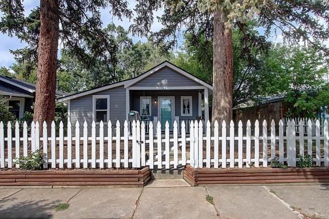 2425 Harlan Street, Edgewater, CO 80214 (MLS #8190159) :: 8z Real Estate