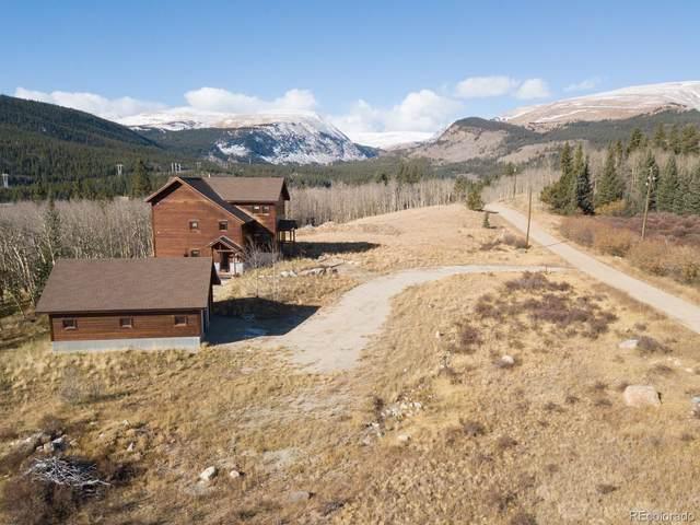 136 Gold Run Road, Alma, CO 80420 (MLS #8190269) :: Re/Max Alliance