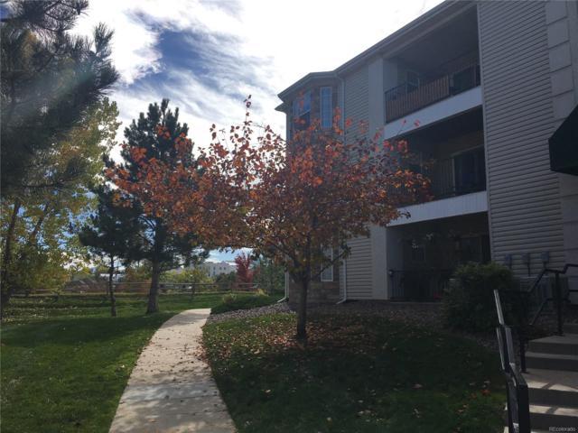 12338 W Dorado Place #308, Littleton, CO 80127 (MLS #8190422) :: Group 46:10 Northern Colorado