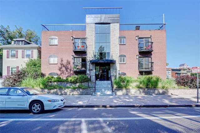 1231 N Downing Street #201, Denver, CO 80218 (#8190570) :: Relevate | Denver