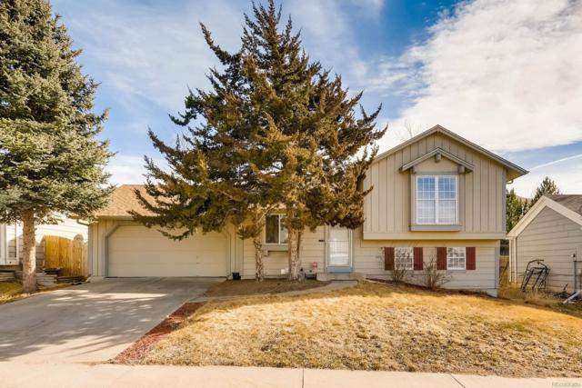 5870 S Perth Place, Centennial, CO 80015 (MLS #8190584) :: 8z Real Estate