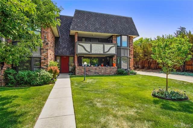 3566 S Poplar Street #205, Denver, CO 80237 (#8190694) :: Kimberly Austin Properties
