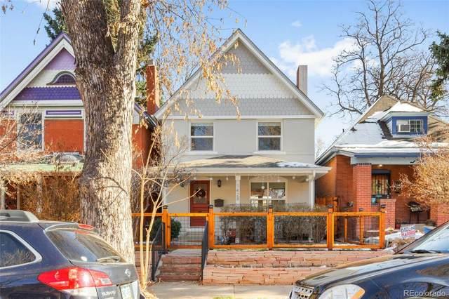 1428 Fillmore Street, Denver, CO 80206 (#8190726) :: Wisdom Real Estate