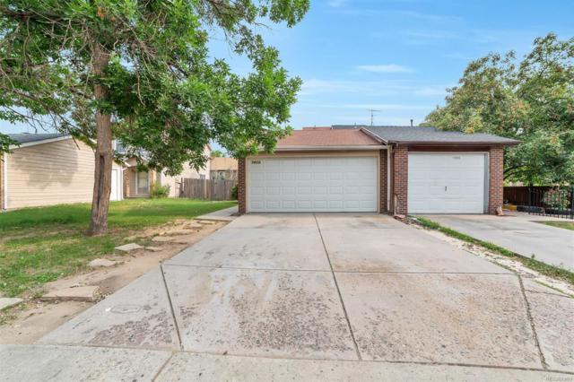 19016 E 16th Place, Aurora, CO 80011 (#8191059) :: Wisdom Real Estate