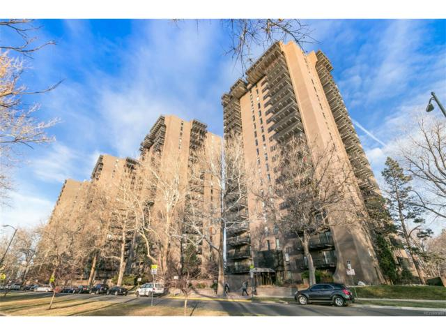 480 S Marion Parkway #1503, Denver, CO 80209 (#8191117) :: Thrive Real Estate Group