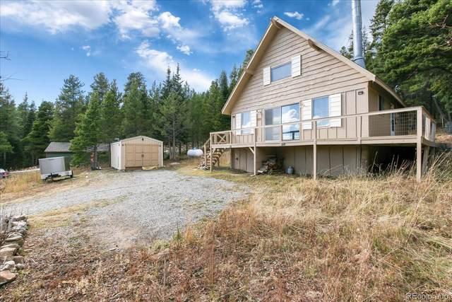 201 Silver Creek Road, Idaho Springs, CO 80452 (#8191260) :: Sultan Newman Group