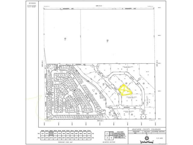 LOT 2 BLK 5 HEATHER  Village Industrial Sub 1St Flg, Aurora, CO 80017 (#8191280) :: Wisdom Real Estate