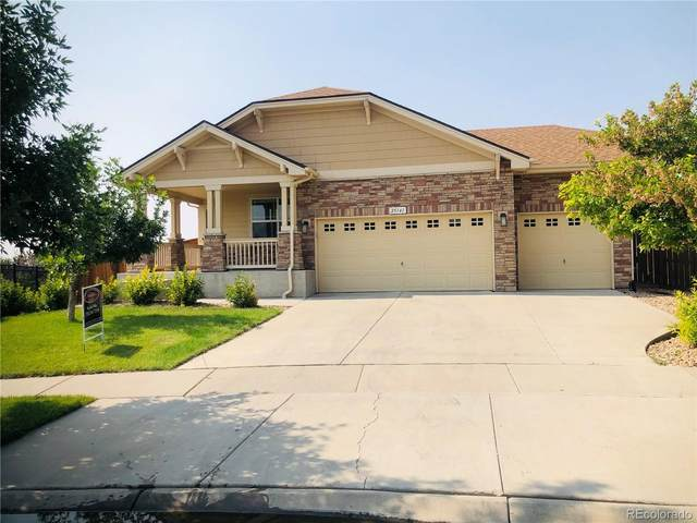 25141 E 5th Place, Aurora, CO 80018 (#8191483) :: The Artisan Group at Keller Williams Premier Realty