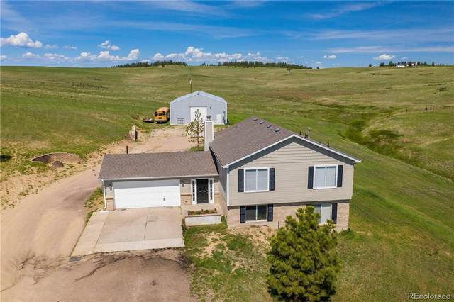 35697 Cheyenne Trail, Elizabeth, CO 80107 (#8192000) :: HomeSmart Realty Group