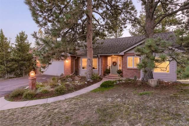 22304 Anasazi Way, Golden, CO 80401 (#8192005) :: Springs Home Team @ Keller Williams Partners