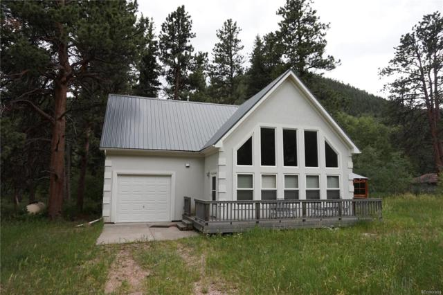 29737 Poudre Canyon Road, Bellvue, CO 80512 (#8192383) :: The Heyl Group at Keller Williams