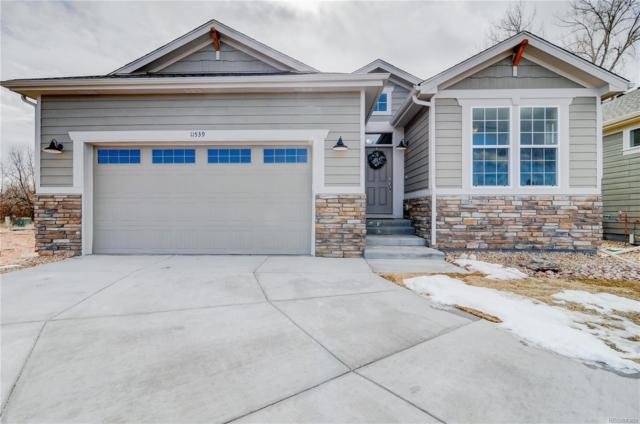 11579 Colony Loop, Parker, CO 80138 (#8192438) :: The Peak Properties Group