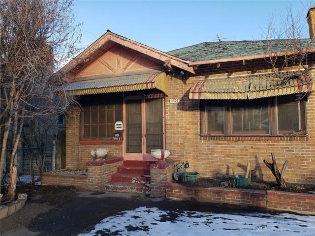 3526 N Gaylord Street, Denver, CO 80205 (#8192453) :: The Heyl Group at Keller Williams
