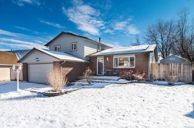 7274 S Teller Court, Littleton, CO 80128 (#8192850) :: The DeGrood Team