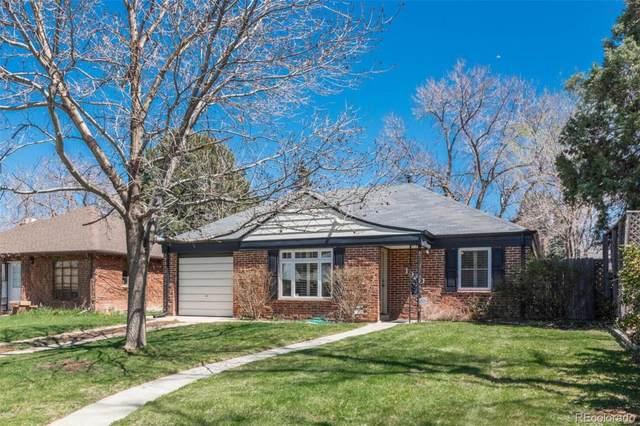 1940 S Clayton Street, Denver, CO 80210 (MLS #8192904) :: 8z Real Estate