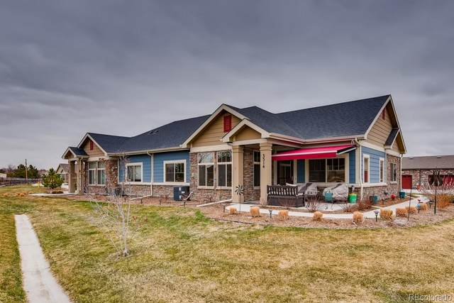 3514 E 124th Place, Thornton, CO 80241 (#8193429) :: The DeGrood Team