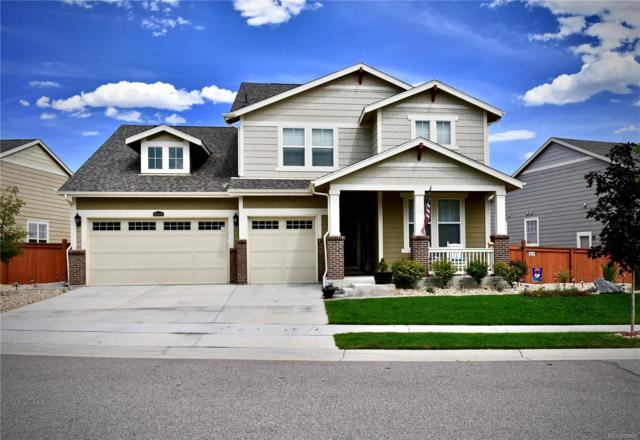 10074 Isle Circle, Parker, CO 80134 (#8193694) :: The HomeSmiths Team - Keller Williams