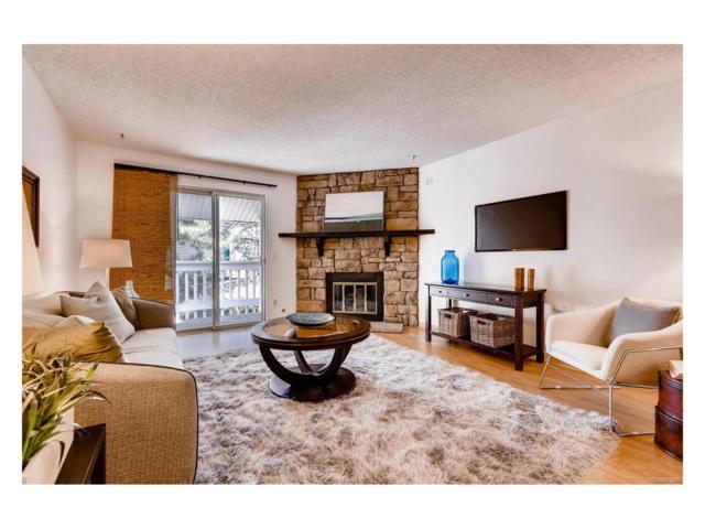 8555 Fairmount Drive B207, Denver, CO 80247 (MLS #8194085) :: 8z Real Estate