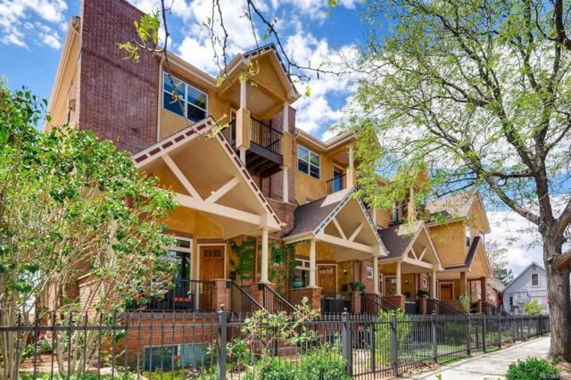 2634 W Argyle Place, Denver, CO 80211 (#8194094) :: 5281 Exclusive Homes Realty