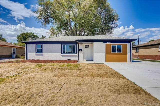 5401 Independence Street, Arvada, CO 80002 (MLS #8194155) :: Clare Day with Keller Williams Advantage Realty LLC