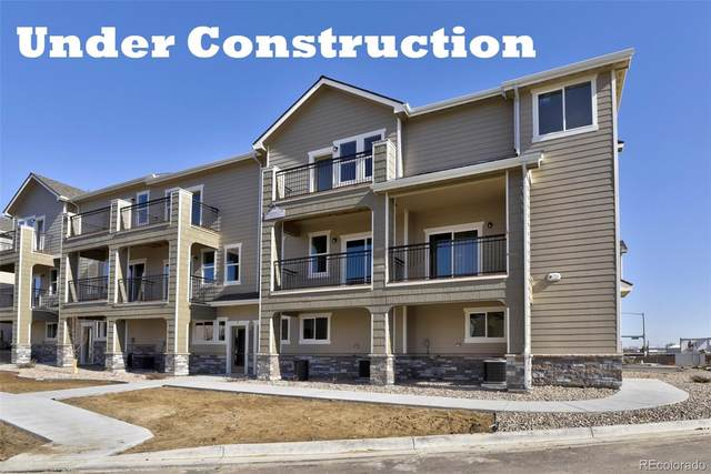 11250 Florence Street 11B, Commerce City, CO 80640 (MLS #8194421) :: 8z Real Estate