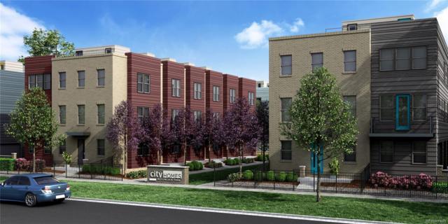 1256 W 11th Avenue #1256, Denver, CO 80204 (#8194671) :: The Galo Garrido Group