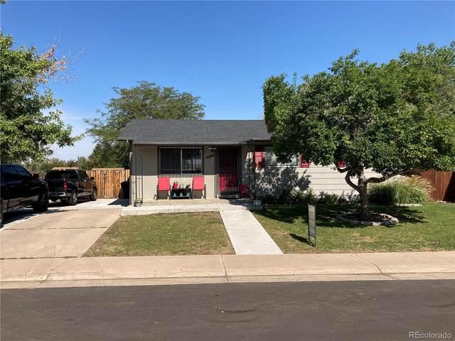 5173 Carson Street, Denver, CO 80239 (MLS #8194884) :: 8z Real Estate