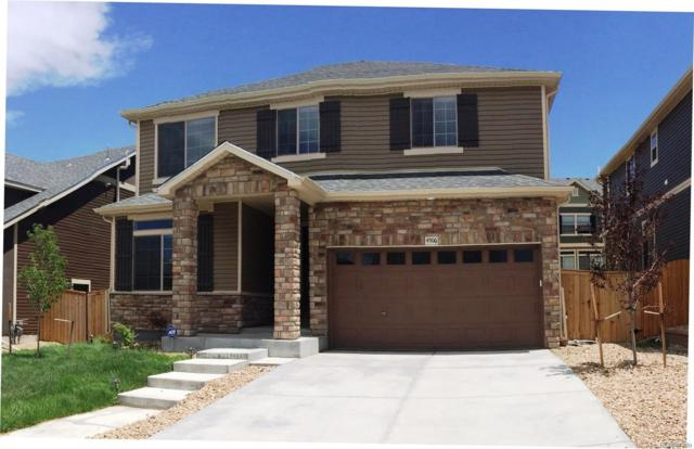 4906 S Buchanan Street, Aurora, CO 80016 (#8195087) :: The Peak Properties Group