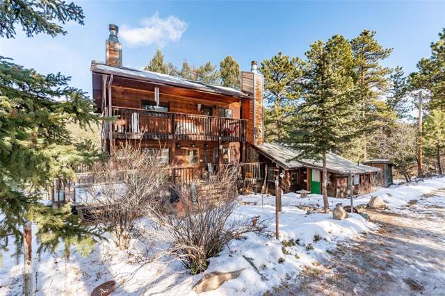 21028 Taos Road, Indian Hills, CO 80454 (#8195224) :: The DeGrood Team