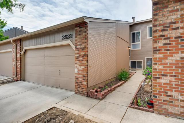 2922 W Davies Avenue, Littleton, CO 80120 (#8195869) :: The Healey Group