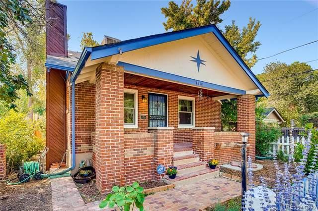 4518 E 16th Avenue, Denver, CO 80220 (MLS #8195923) :: Find Colorado Real Estate