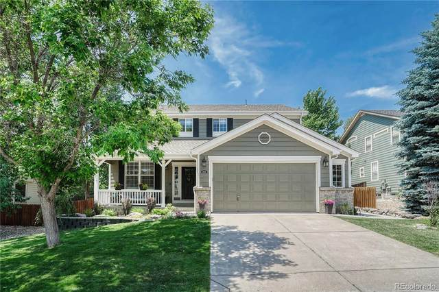 8302 Wetherill Circle, Castle Pines, CO 80108 (MLS #8196173) :: 8z Real Estate