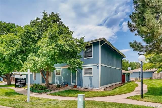 11693 E Cedar Avenue, Aurora, CO 80012 (#8196390) :: Finch & Gable Real Estate Co.