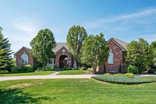 7251 S Polo Ridge Drive, Littleton, CO 80128 (MLS #8196608) :: 8z Real Estate