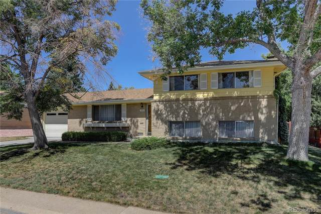 1269 W 102nd Avenue, Northglenn, CO 80260 (MLS #8196654) :: 8z Real Estate