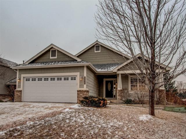 1189 Koa Court, Castle Rock, CO 80104 (#8196719) :: Keller Williams Action Realty LLC