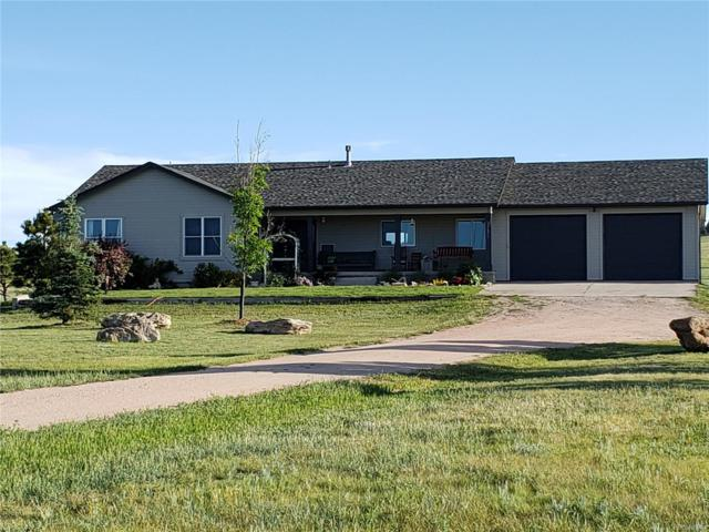 22650 Warriors Path Drive, Peyton, CO 80831 (#8196756) :: Colorado Home Finder Realty