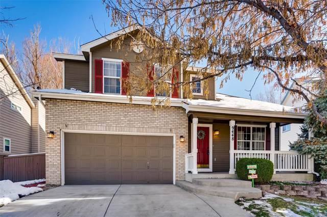 9448 Bexley Drive, Highlands Ranch, CO 80126 (MLS #8196757) :: Keller Williams Realty