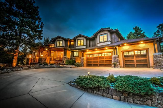 2453 Oak Vista Court, Castle Rock, CO 80104 (#8196831) :: Bring Home Denver