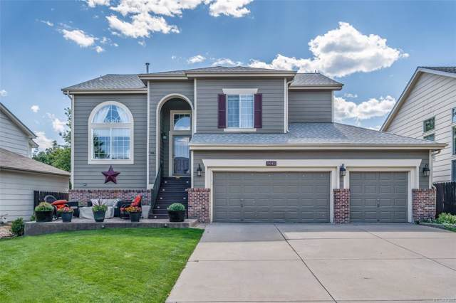 9642 W Unser Avenue, Littleton, CO 80128 (#8197337) :: The DeGrood Team