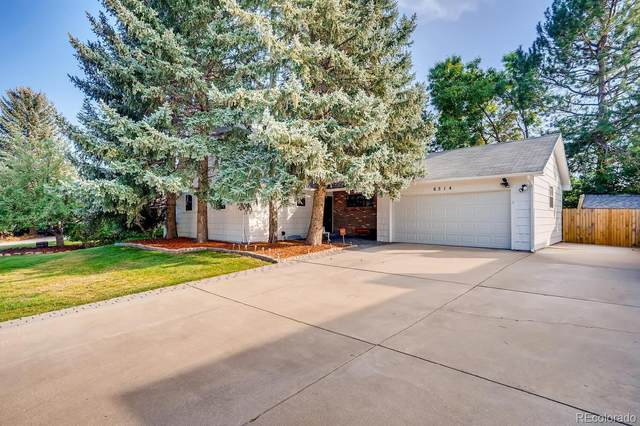 6514 W Canyon Avenue, Littleton, CO 80128 (#8197431) :: The DeGrood Team